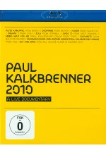 Paul Kalkbrenner - 2010/A Live Documentary Blu-ray-Cover
