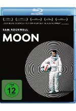 Moon Blu-ray-Cover