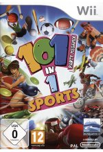 101 in 1 - Sports Party Megamix Cover