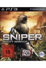 Sniper: Ghost Warrior  [SWP] Cover
