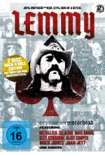 Lemmy - The Movie  [2 DVDs] DVD-Cover