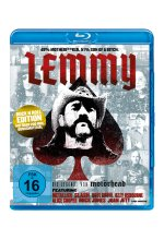 Lemmy - The Movie Blu-ray-Cover