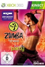 Zumba Fitness - Join the Party (Kinect) Cover