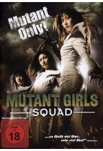 Mutant Girls Squad DVD-Cover
