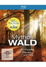 Mythos Wald Blu-ray-Cover
