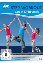 Fit for Fun - Step Workout: Cardio & Fatburning DVD-Cover