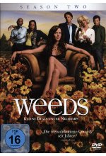Weeds - Season 2  [2 DVDs] DVD-Cover