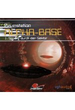 Raumstation Alpha-Base 1 - Sprung durch den Sektor Cover