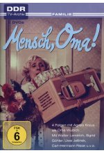 Mensch, Oma!  [2 DVDs] DVD-Cover
