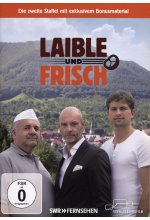 Laible & Frisch - Staffel 2  [2 DVDs] DVD-Cover