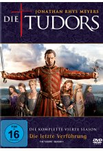 Die Tudors - Season 4  [3 DVDs]                  <br> DVD-Cover
