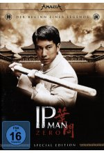 IP Man Zero  [SE] DVD-Cover