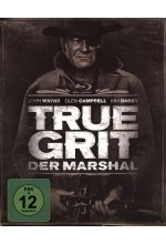 True Grit - Der Marshal Blu-ray-Cover