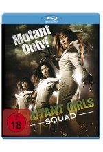 Mutant Girls Squad Blu-ray-Cover