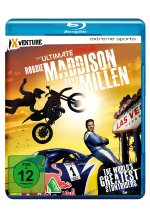 The Ultimate Ride: Maddison & Millen Blu-ray-Cover