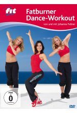 Fit for Fun - Fatburner Dance-Workout DVD-Cover