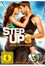 Step Up 3 - Make your move DVD-Cover