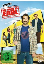 My Name is Earl - Season 4  [4 DVDs] DVD-Cover