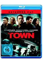 The Town - Stadt ohne Gnade - Extended Cut Blu-ray-Cover