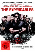 The Expendables DVD-Cover
