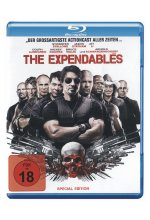 The Expendables  [SE] Blu-ray-Cover