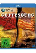 Gettysburg - Discovery World Blu-ray-Cover