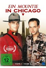 Ein Mountie in Chicago - Staffel 1/Volume 2  [3 DVDs] DVD-Cover