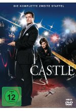 Castle - Staffel 2  [6 DVDs] DVD-Cover