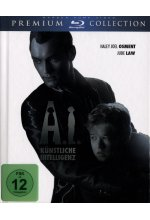 A.I. Künstliche Intelligenz - Premium Collection Blu-ray-Cover