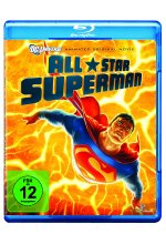 All-Star Superman Blu-ray-Cover