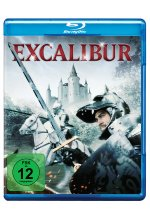 Excalibur Blu-ray-Cover