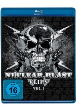 Nuclear Blast Clips Vol. 1 Blu-ray-Cover