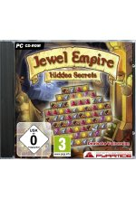 Jewel Empire: Hidden Secrets [SWP] Cover