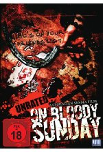 On Bloody Sunday - Unrated DVD-Cover
