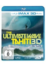 IMAX: The Ultimate Wave Tahiti 3D Blu-ray 3D-Cover