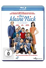 Der kleine Nick Blu-ray-Cover