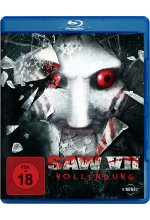 Saw VII - Vollendung Blu-ray-Cover