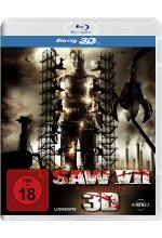 Saw VII - Vollendung Blu-ray 3D-Cover