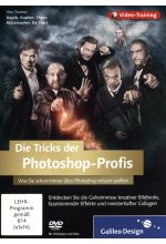 Die Tricks der Photoshop-Profis (PC+MAC) Cover