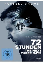 72 Stunden - The Next Three Days DVD-Cover