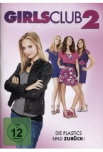 Girls Club 2 DVD-Cover