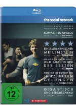 The Social Network Blu-ray-Cover