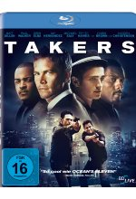 Takers Blu-ray-Cover
