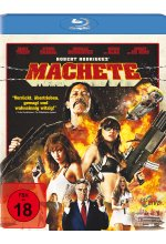 Machete Blu-ray-Cover