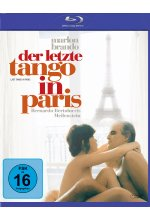 Der letzte Tango in Paris Blu-ray-Cover