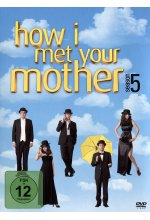 How I met your mother - Season 5  [3 DVDs] DVD-Cover