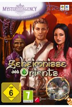 Mystery Agency - Geheimnisse des Orients (PC+MAC) Cover