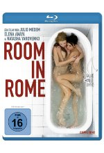 Room in Rome Blu-ray-Cover