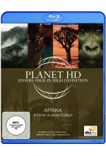 Planet HD - Unsere Erde in High Definition: Afrika Blu-ray-Cover