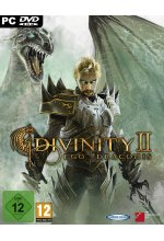 Divinity 2 - Ego Draconis [SWP] Cover